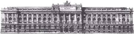 Universitätsbibliothek Leipzig, Haus Albertina
