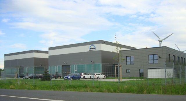 Firma DSD Steel Group GmbH (Delitzsch)