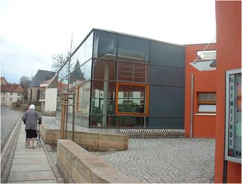 Altenpflegeheim Ballenstedt