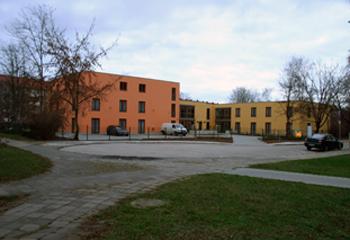 Neubau Altenpflegeheim, Brandenburg