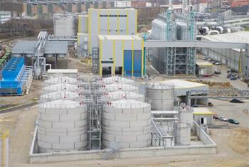 Neubau Bioethanolanlage, Zeitz