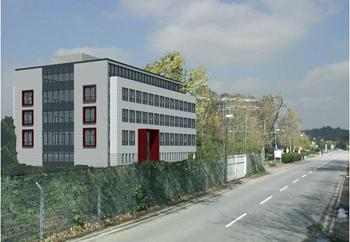 Bürohaus Tiergartenstraße, Heidelberg