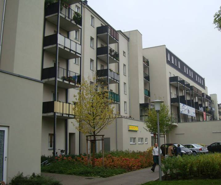 Sanierung Ranstädter Steinweg, Leipzig