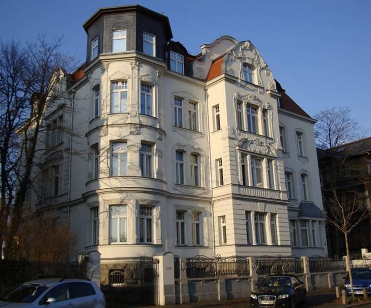 Wohnen am Palmengarten, Leipzig