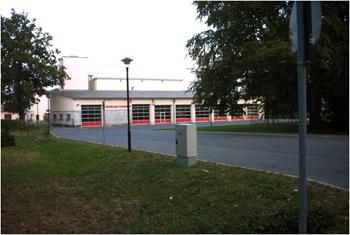 Neubau Feuerwehrkomplex, Eilenburg