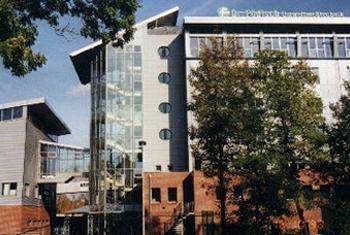 Industriegebäude Kulkwitz - Dr. Födisch Umwelttechnik GmbH