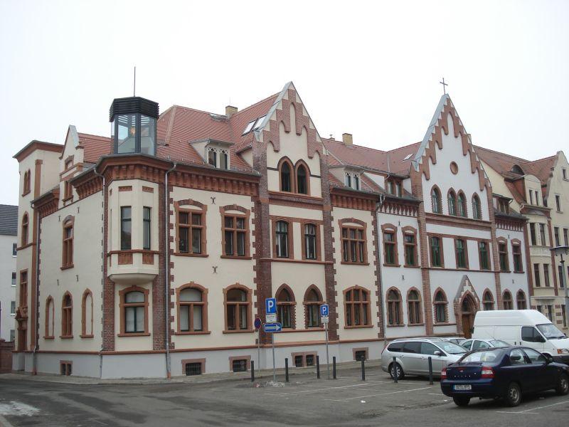 Gemeindehäuser Eilenburg