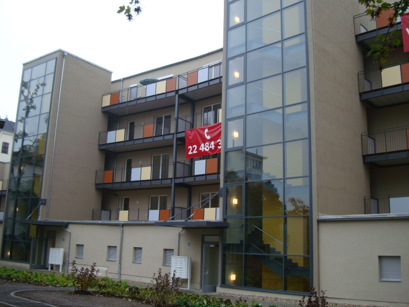 Umbau und Sanierung Historische Hochgarage, Leipzig