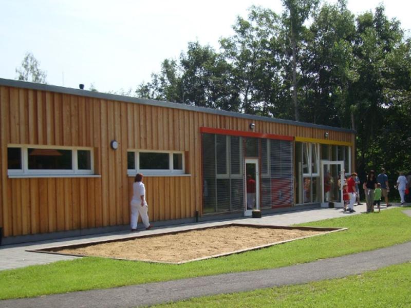Kindertagesstätte des Klinikums St. Georg, Leipzig