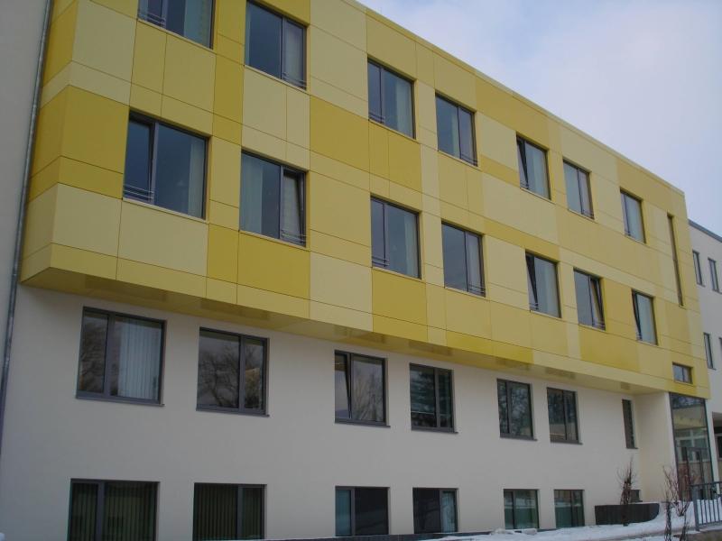 Sanierung Kreiskrankenhaus Eilenburg