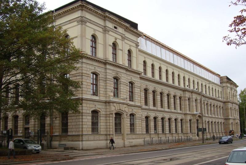 Rechenzentrum LECOS, Leipzig