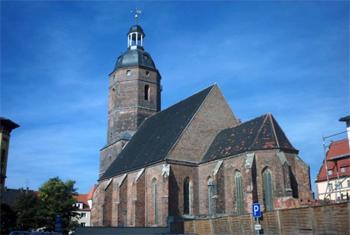 Nikolaikirche, Eilenburg