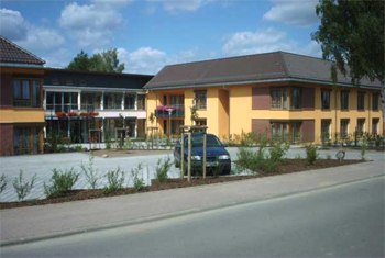 "Neubau Altenpflegeheim ""Sonnenhof"" Schildau"