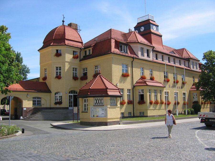 Sanierung Rathaus Markkleeberg